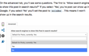 Help, I've accidentally noindexed a post. What to do?