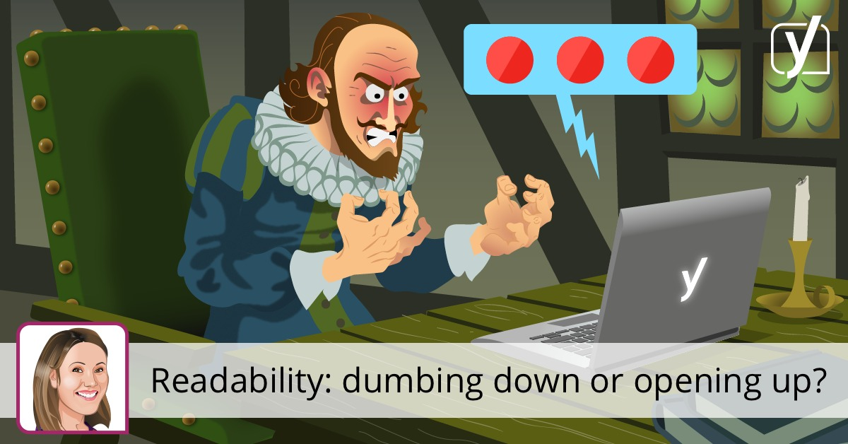 Dumbing down or opening up? • Yoast