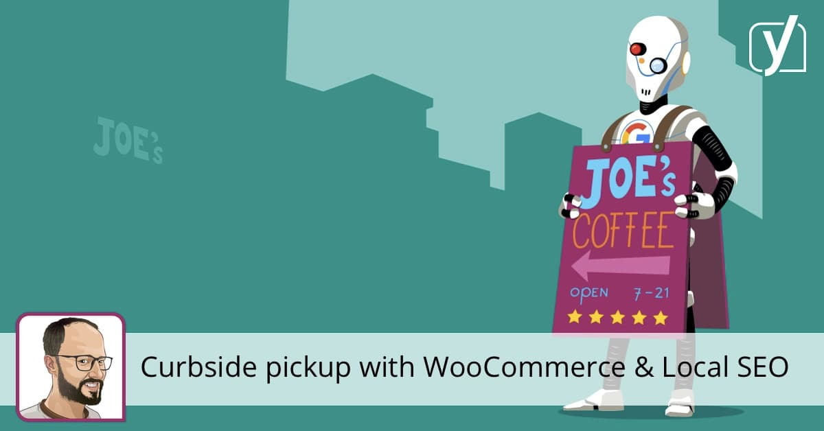 curbside pickup with woocommerce and local seo