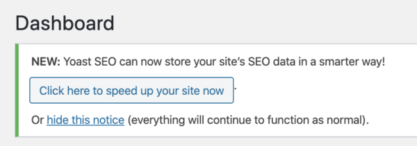 yoast seo 14.0 indexing button