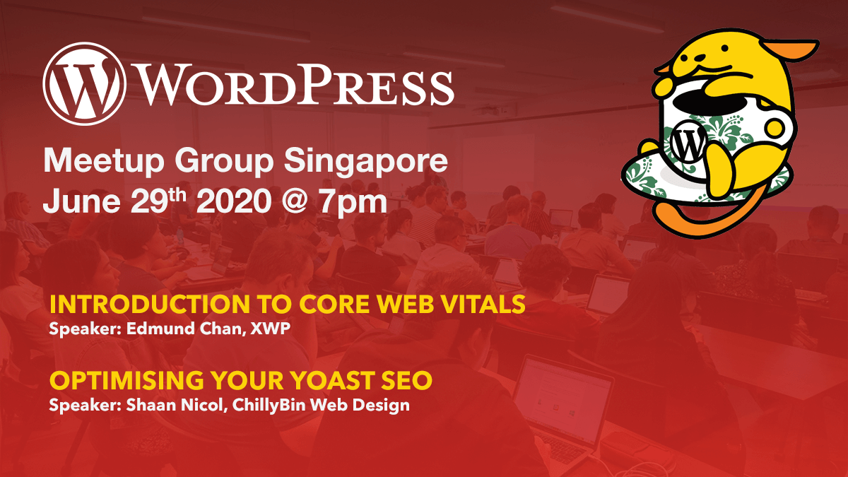 WordPress Meetup Singapore