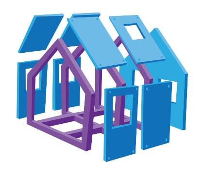 Illustration of Houses