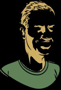 Illustration of Felix Arntz