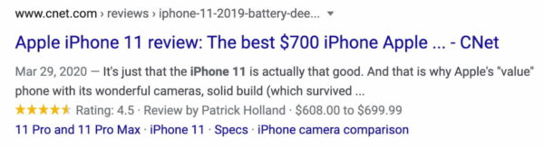 iphone 11 review cnet 2020