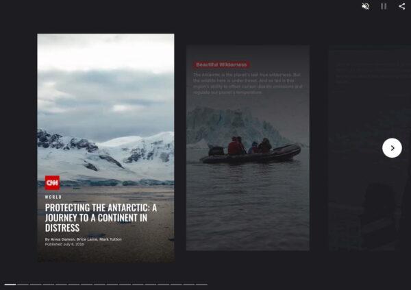 web stories examples cnn
