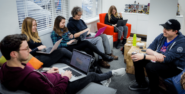 photo of people working at Yoast