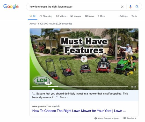 Video SEO: How to rank your videos in Google