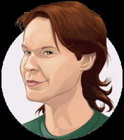 Bubble avatar Sergey Biryukov