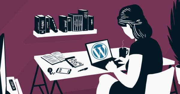 Featured image WordPress update