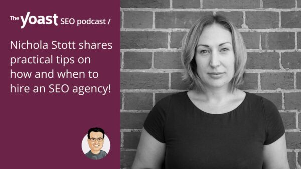 Podcast with Nichola Stott
