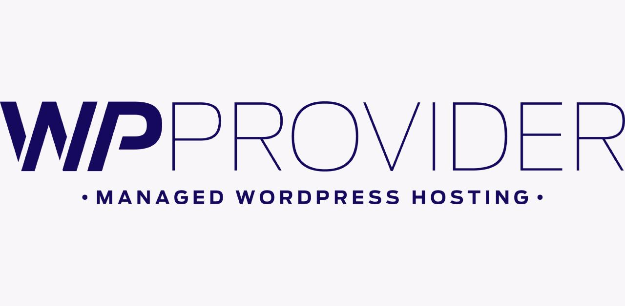 Logo of WP Provider