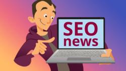 Free SEO news webinar