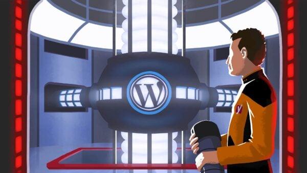 Illustration WordPress Core team