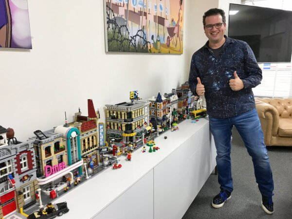 Joost and Lego