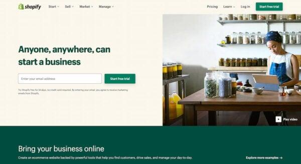 Picking an ecommerce platform: WooCommerce or Shopify?
