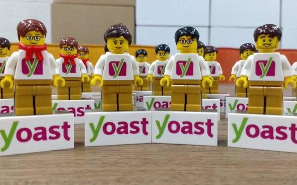 Image of Lego mini figures