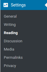 wordpress_settings_reading