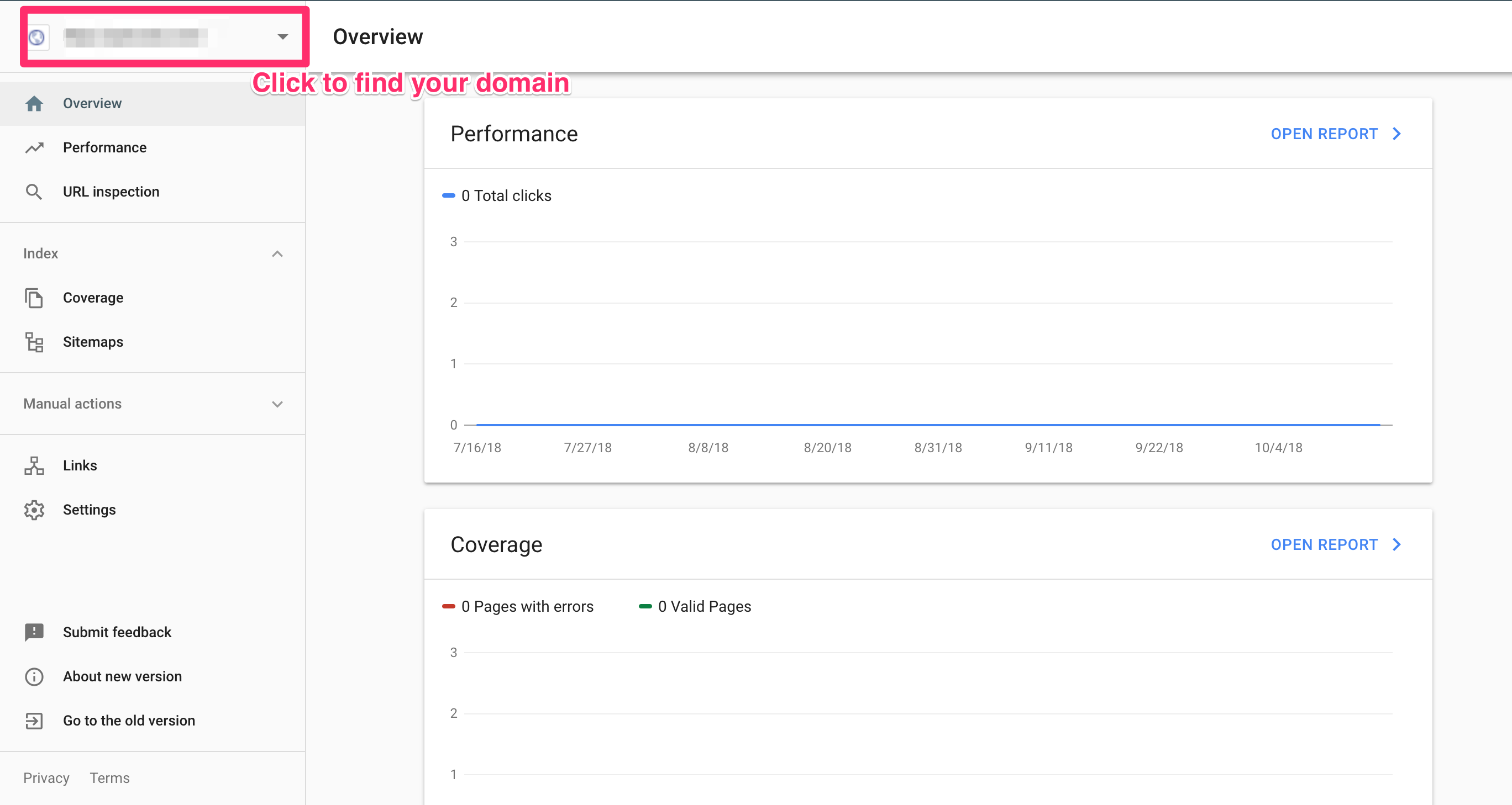 How to add your website to Google Search Console ‎