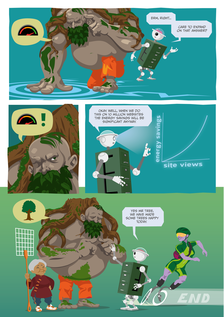 Indexables comic page 5