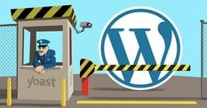 WordPress security in a few easy steps